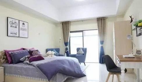 刘强东首次曝光京东物流员工宿舍 全是精装修的公寓