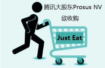 腾讯大股东欲63亿美元 收购外卖Just Eat