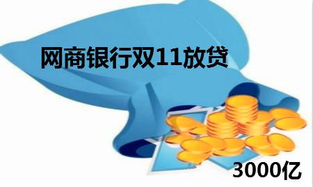 早報:網商銀行雙11放款達3000億 華為與小米相愛相殺