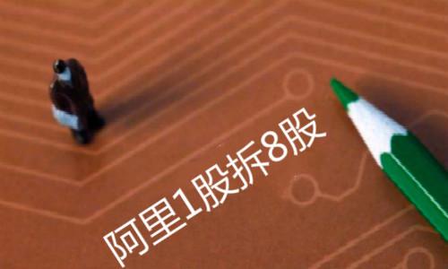 """早報:阿里1股拆8股 董明珠要""""跟自己過不去"""""""