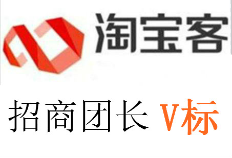 淘寶客招商團長V標標準更新,更多權限和能力!