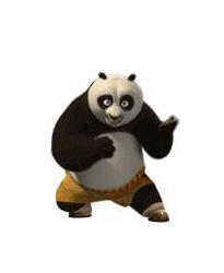 功夫熊猫店铺收藏
